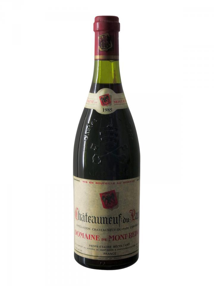 Chateauneuf-du-Pape Château Mont-Redon 1985 Bottle (75cl)