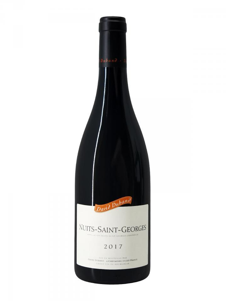Nuits-Saint-Georges David Duband 2017 Bottle (75cl)