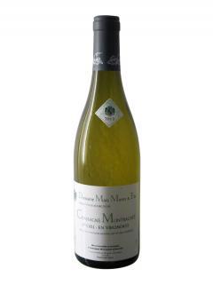 Chassagne-Montrachet 1er Cru En Virondot Domaine Marc Morey & Fils 2013 Bottle (75cl)