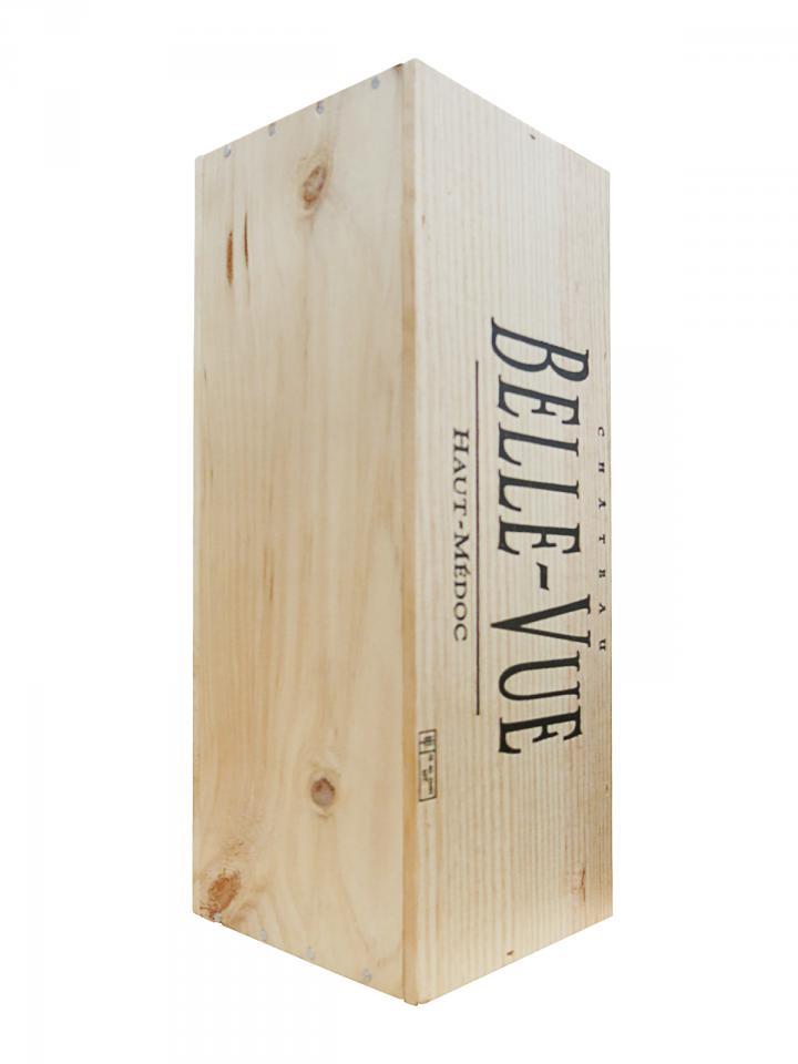Château Belle-Vue (Haut-Médoc) 2016 Original wooden case of one double magnum (1x300cl)