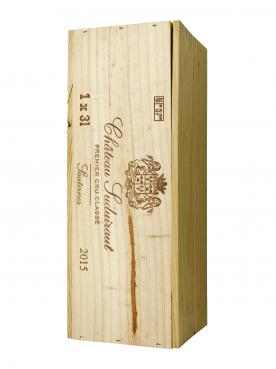 Château Suduiraut 2015 Original wooden case of one double magnum (1x300cl)