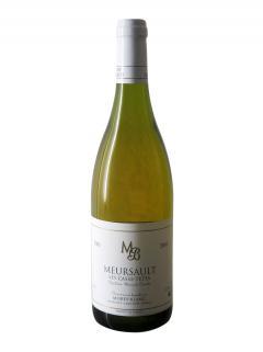 Meursault Les Casse-Têtes Morey-Blanc 2001 Bottle (75cl)