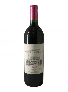 La Chapelle de la Mission Haut-Brion 2015 Bottle (75cl)