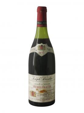 Echezeaux Grand Cru Joseph Drouhin 1978 Bottle (75cl)
