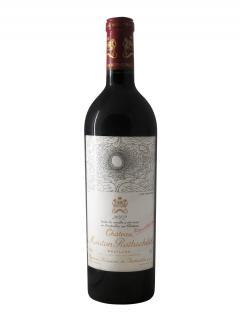 Château Mouton Rothschild 2002 Original wooden case of 6 bottles (6x75cl)