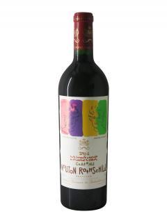 Château Mouton Rothschild 2001 Bottle (75cl)