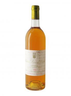 Château Doisy-Daëne 1982 Bottle (75cl)