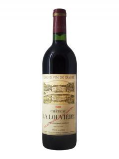 Château La Louvière 1982 Bottle (75cl)