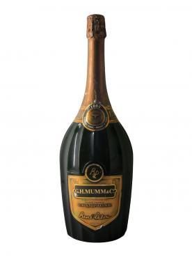 Champagne G.H Mumm René Lalou Brut 1982 Magnum (150cl)