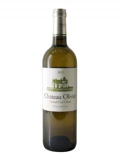 Château Olivier 2015 Bottle (75cl)