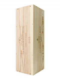 Château La Mission Haut-Brion 2015 Original wooden case of one magnum (1x150cl)