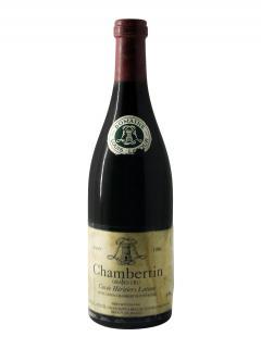 Chambertin Grand Cru Louis Latour Cuvée Héritiers Latour 1996 Bottle (75cl)