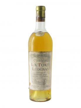 Château Tour Léognan 1949 Bottle (75cl)