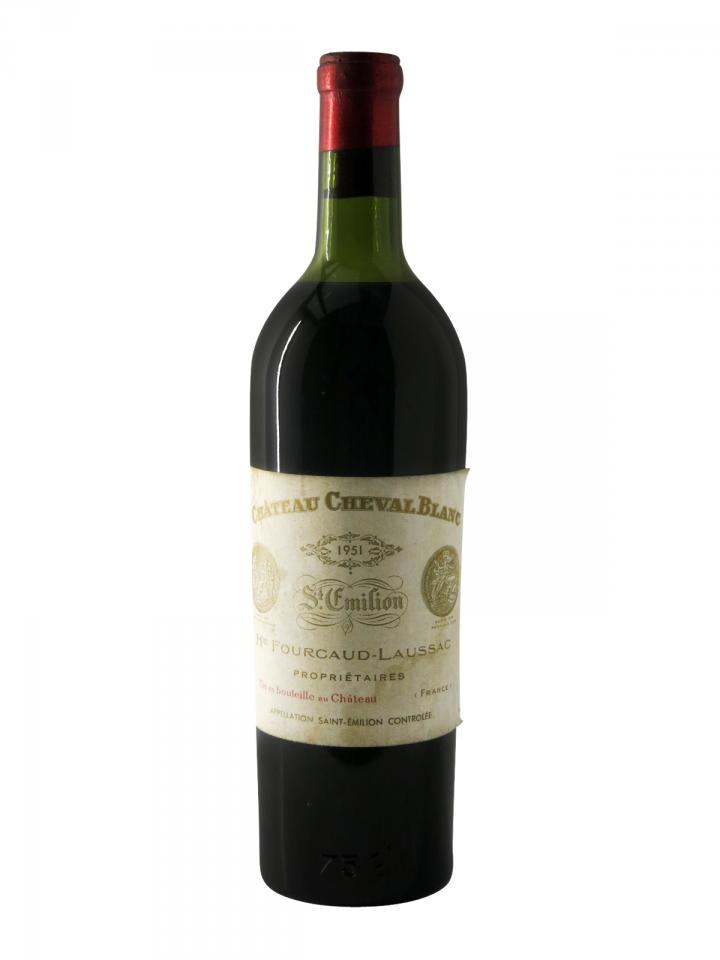 Château Cheval Blanc 1951 Bottle (75cl)