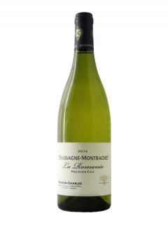 Chassagne-Montrachet 1er Cru La Romanée Domaine Buisson-Charles 2014 Bottle (75cl)