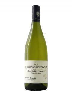 Chassagne-Montrachet 1er Cru La Romanée Domaine Buisson-Charles 2013 Bottle (75cl)