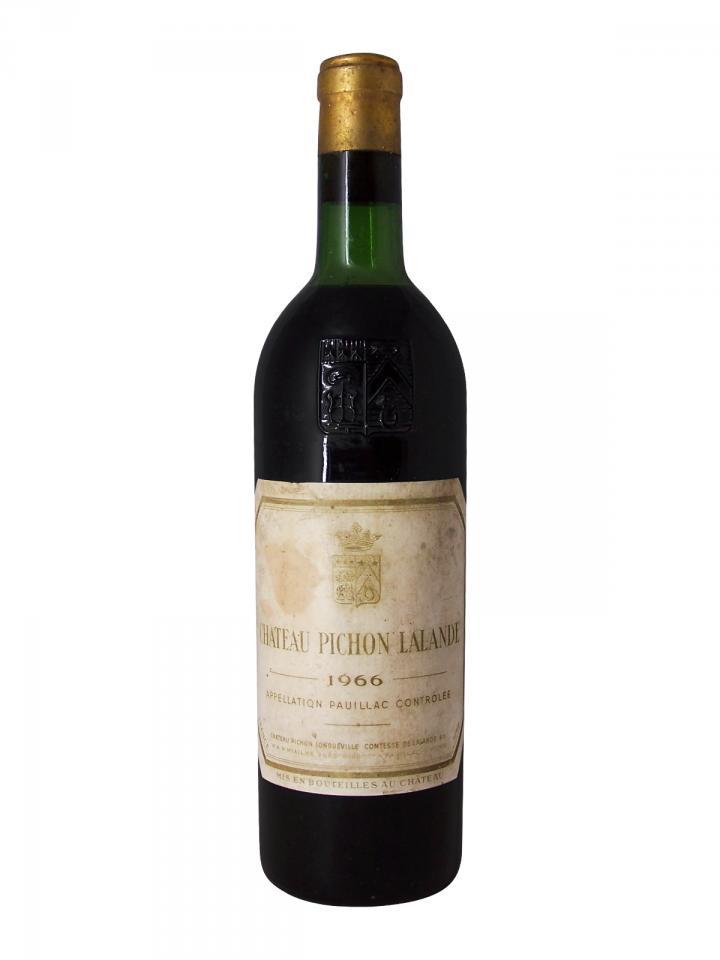 Château Pichon-Longueville Comtesse de Lalande 1966 Bottle (75cl)
