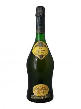 Champagne Veuve Clicquot Ponsardin La Grande Dame Brut 1973 Bottle (75cl)