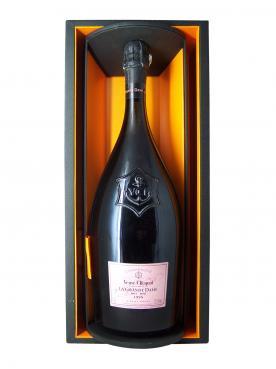 Champagne Veuve Clicquot Ponsardin La Grande Dame Rosé Brut 1998 Original wooden case of one magnum (1x150cl)