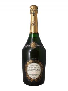 Champagne Alfred Rothschild Grand Trianon 1966 Bottle (75cl)