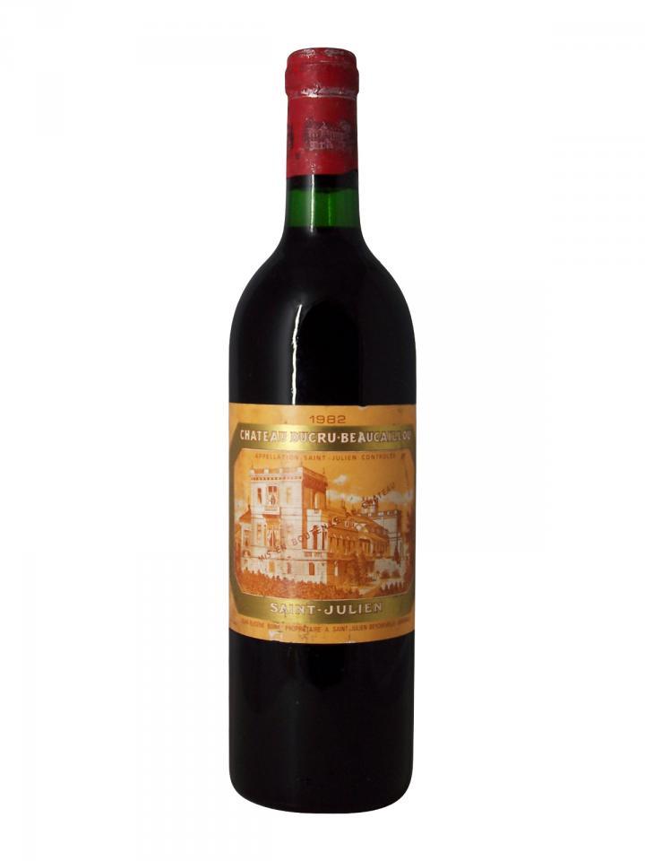 Château Ducru-Beaucaillou 1982 Bottle (75cl)