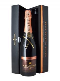 Champagne Moët & Chandon Brut Impérial Rosé Brut 2003 Coffret d'une bouteille (75cl)