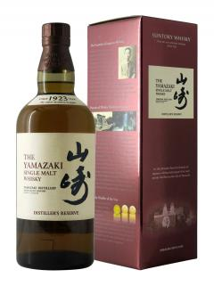 Whisky Suntory The Yamakazi Distiller's Reserve Yamazaki Distillery Non vintage Coffret d'une bouteille (70cl)