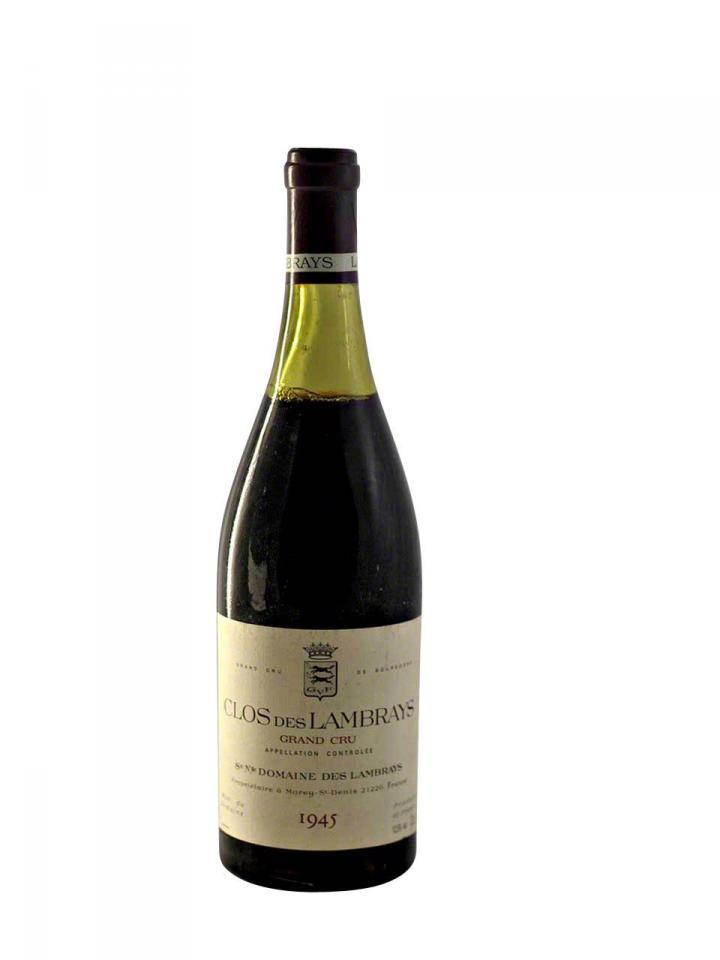 Clos-des-Lambrays Grand Cru Domaine des Lambrays 1945 Bottle (75cl)