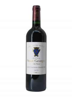 Château Saint-Georges (Côte Pavie) 2018 Bottle (75cl)