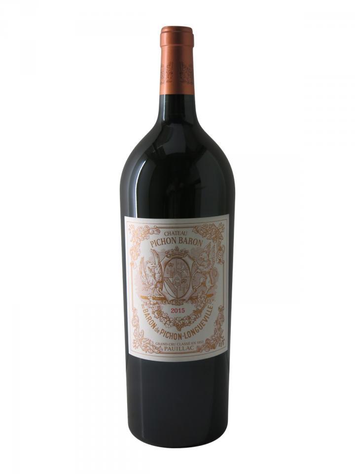 Château Pichon-Longueville Baron 2015 Magnum (150cl)