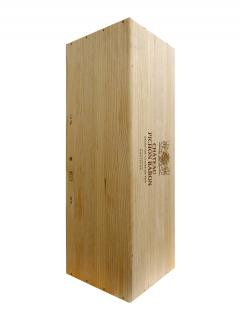 Château Pichon-Longueville Baron 2015 Original wooden case of one nabuchodonosor (1x1500cl)