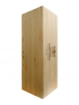 Château Pichon-Longueville Baron 2015 Original wooden case of one nabuchodonosor (1x1500cl)