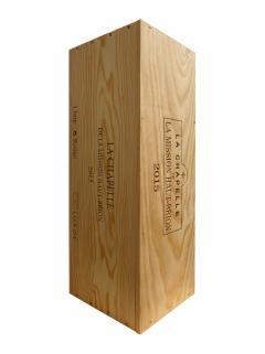 La Chapelle de la Mission Haut-Brion 2015 Original wooden case of one impériale (1x600cl)