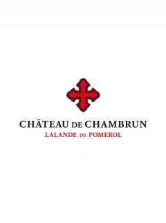 Château de Chambrun 2008 Original wooden case of 12 bottles (12x75cl)