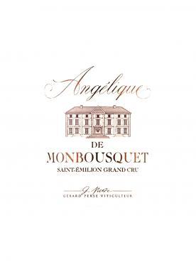 Angélique de Monbousquet 2013 6 bottles (6x75cl)