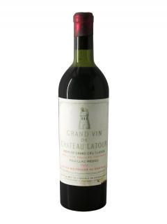Château Latour 1952 Bottle (75cl)