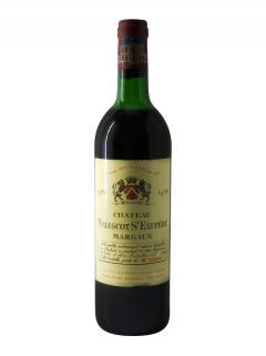 Château Malescot Saint Exupery 1990 Bottle (75cl)