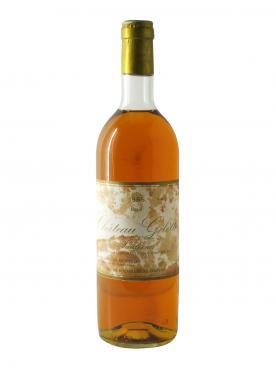 Château Gilette 1955 Bottle (75cl)