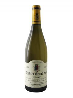 Chablis Grand Cru Valmur Jean-Paul & Benoît Droin 2015 Bottle (75cl)