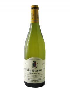 Chablis 1er Cru Montmains Jean-Paul & Benoît Droin 2015 Bottle (75cl)