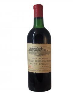Château Troplong Mondot 1962 Bottle (75cl)