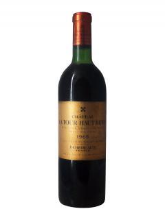 Château La Tour Haut-Brion 1965 Bottle (75cl)