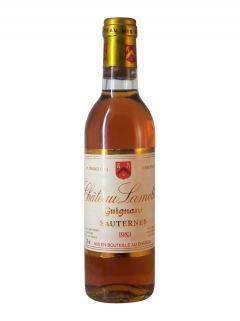 Château Lamothe Guignard 1983 Half bottle (37.5cl)