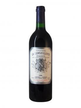 Château La Conseillante 1986 Bottle (75cl)