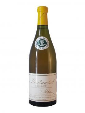 Montrachet Grand Cru Louis Latour 1998 Bottle (75cl)