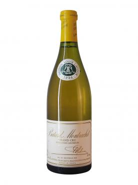 Batard-Montrachet Grand Cru Louis Latour 1996 Original wooden case of 6 bottles (6x75cl)