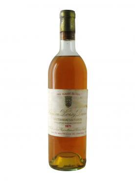 Château Doisy-Daëne 1971 Bottle (75cl)
