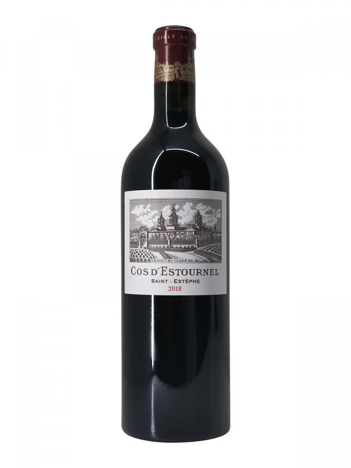 Château Cos d'Estournel 2018 Bottle (75cl)