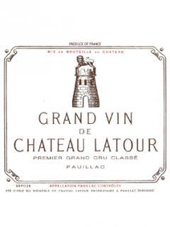 Château Latour 1985 Bottle (75cl)