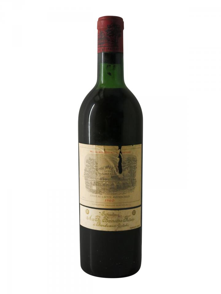 Château Lafite Rothschild 1960 Bottle (75cl)